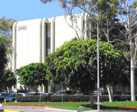 Photo of our office building 3440 Lomita Boulevard, Torrance CA 90505